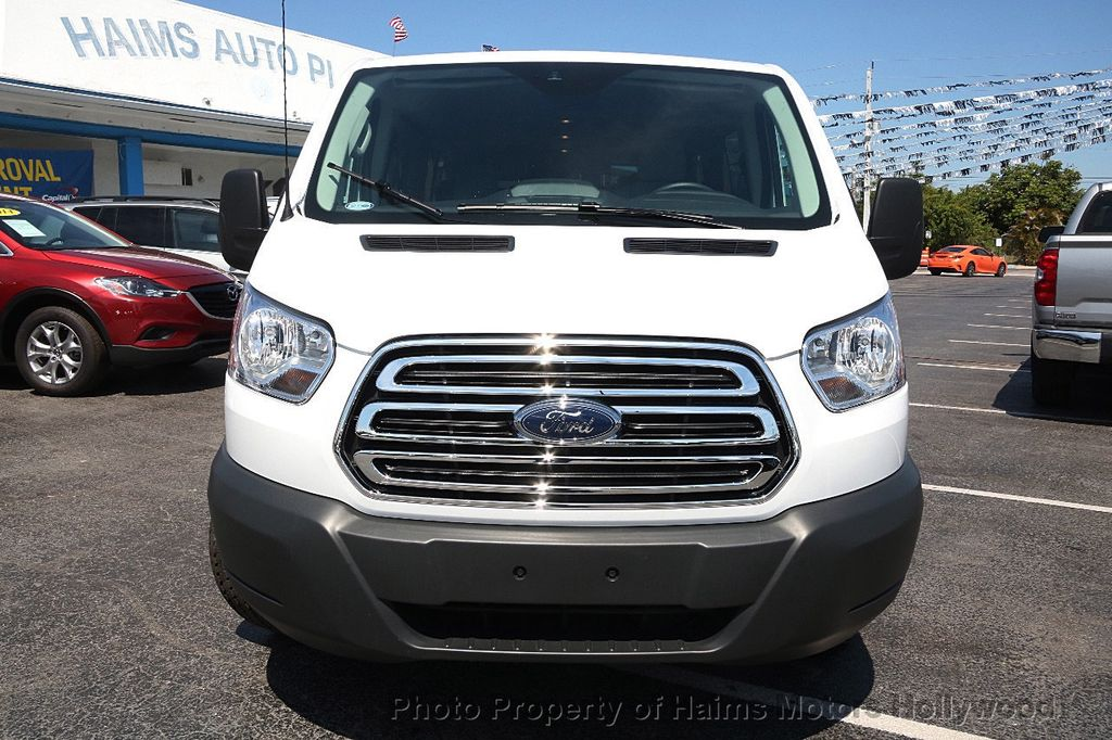 "2016 Ford Transit Wagon T-350 148"" Low Roof XLT Swing-Out RH Dr - 16192215 - 1"