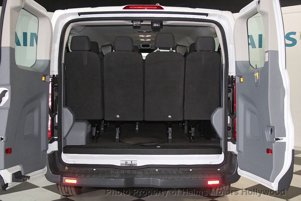 """2016 Ford Transit Wagon T-350 148"""" Low Roof XLT Swing-Out RH Dr - 17422047 - 9"""