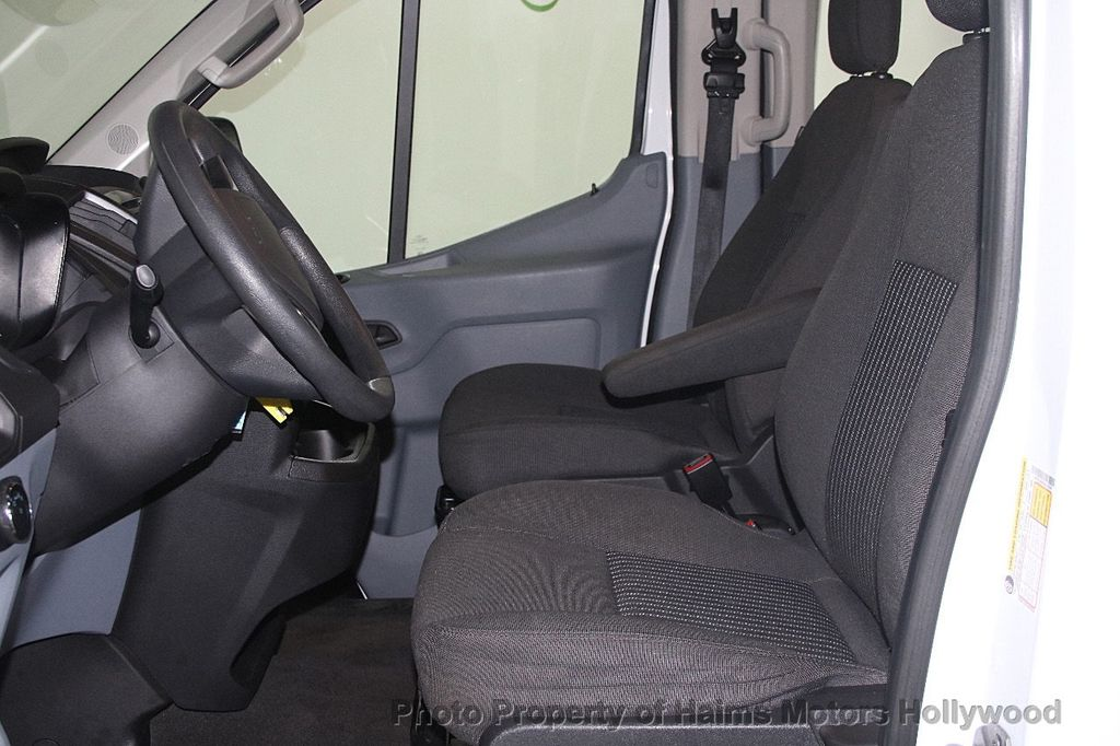 """2016 Ford Transit Wagon T-350 148"""" Low Roof XLT Swing-Out RH Dr - 17422047 - 16"""