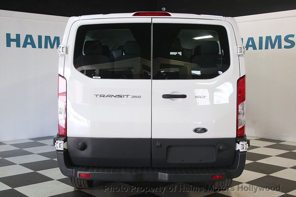 """2016 Ford Transit Wagon T-350 148"""" Low Roof XLT Swing-Out RH Dr - 17422047 - 5"""