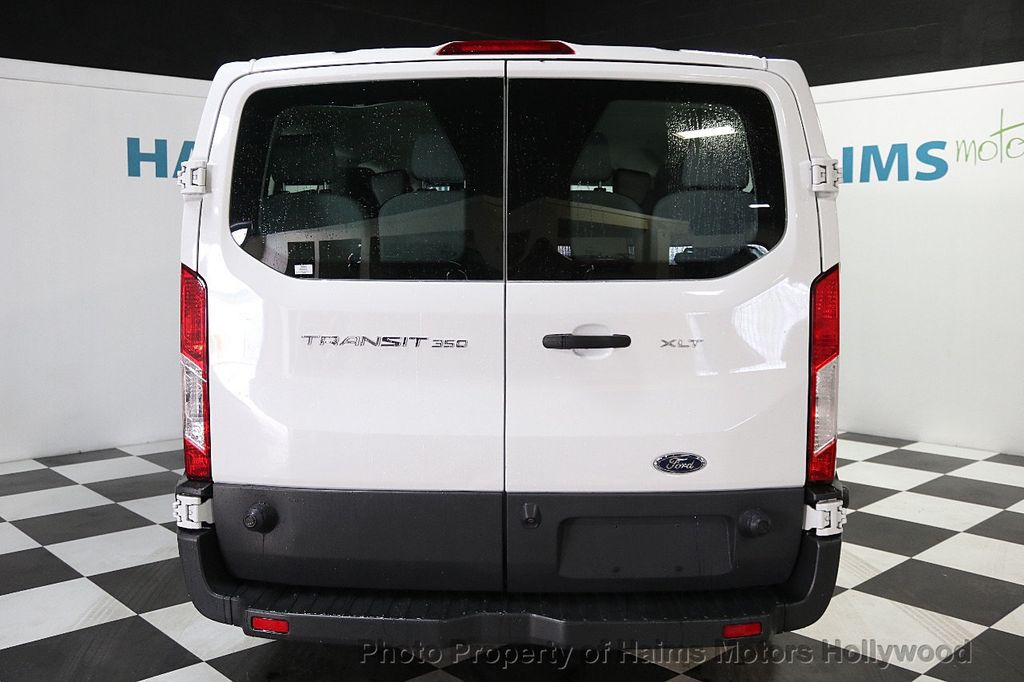 "2016 Ford Transit Wagon T-350 148"" Low Roof XLT Swing-Out RH Dr - 17760251 - 5"