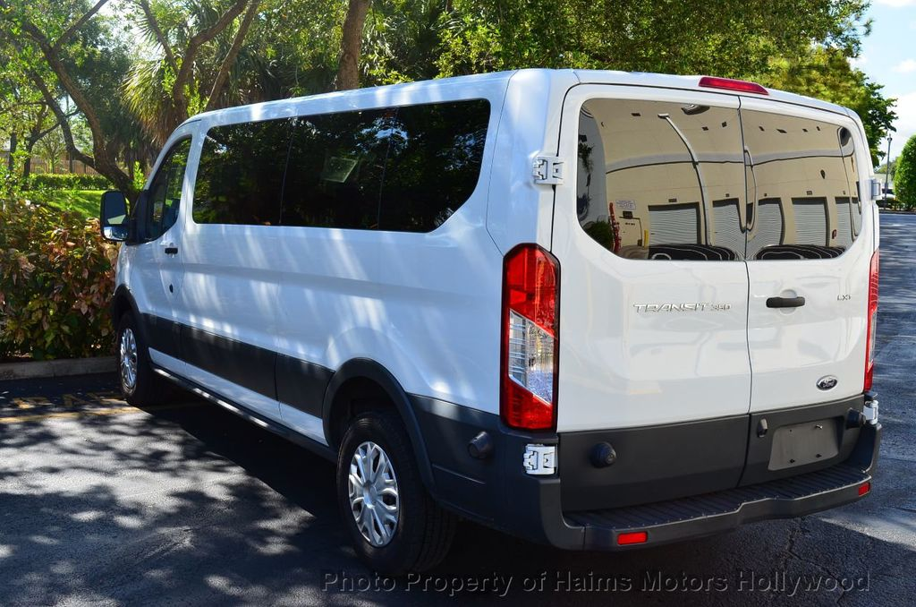"2016 Ford Transit Wagon T-350 148"" Low Roof XLT Swing-Out RH Dr - 18098675 - 9"