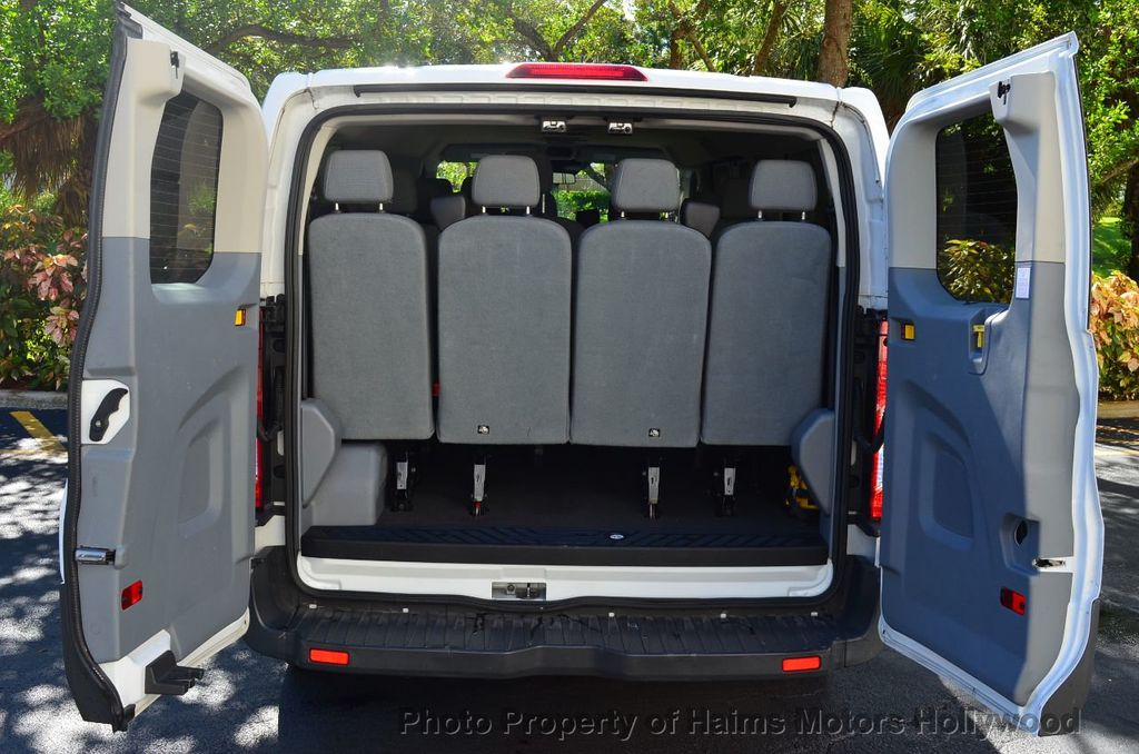"""2016 Ford Transit Wagon T-350 148"""" Low Roof XLT Swing-Out RH Dr - 18098675 - 10"""