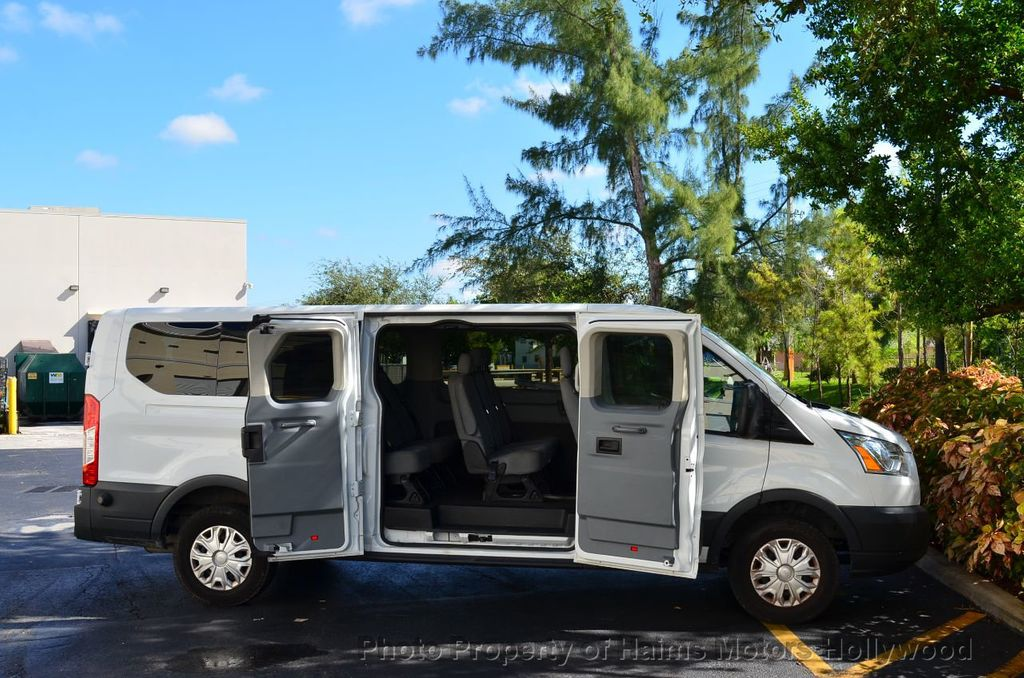 "2016 Ford Transit Wagon T-350 148"" Low Roof XLT Swing-Out RH Dr - 18098675 - 11"
