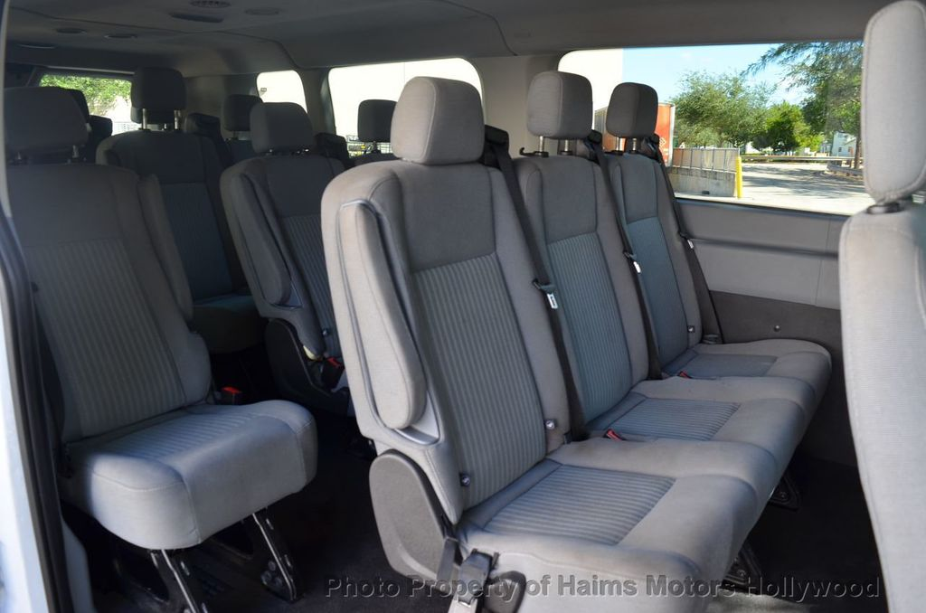 """2016 Ford Transit Wagon T-350 148"""" Low Roof XLT Swing-Out RH Dr - 18098675 - 14"""