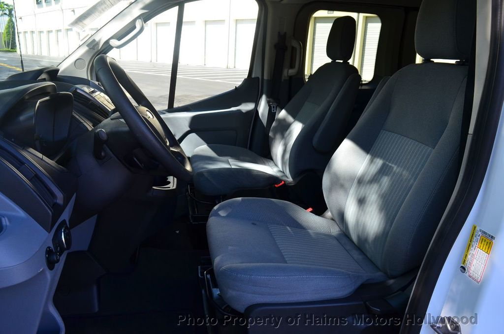 """2016 Ford Transit Wagon T-350 148"""" Low Roof XLT Swing-Out RH Dr - 18098675 - 15"""