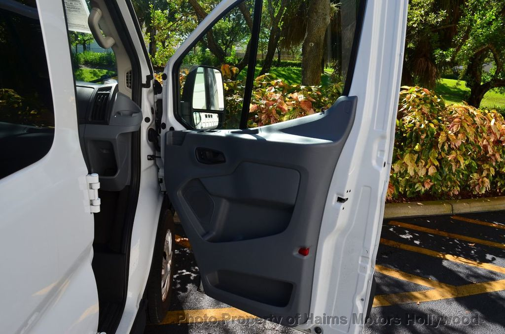 """2016 Ford Transit Wagon T-350 148"""" Low Roof XLT Swing-Out RH Dr - 18098675 - 17"""