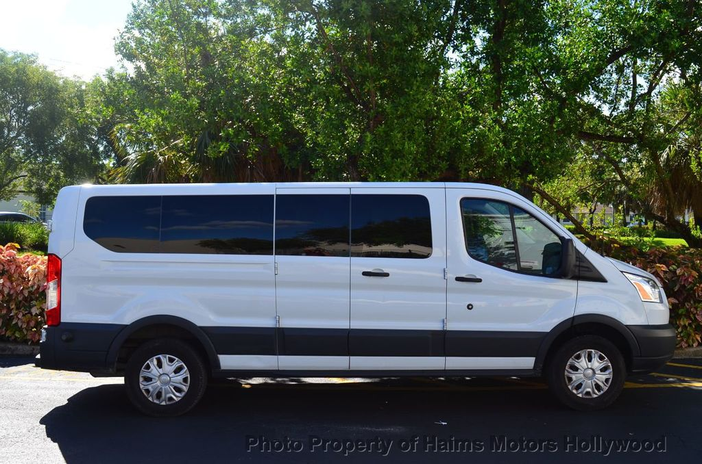 """2016 Ford Transit Wagon T-350 148"""" Low Roof XLT Swing-Out RH Dr - 18098675 - 4"""