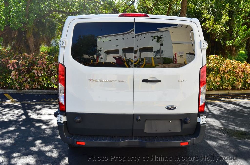 "2016 Ford Transit Wagon T-350 148"" Low Roof XLT Swing-Out RH Dr - 18098675 - 6"