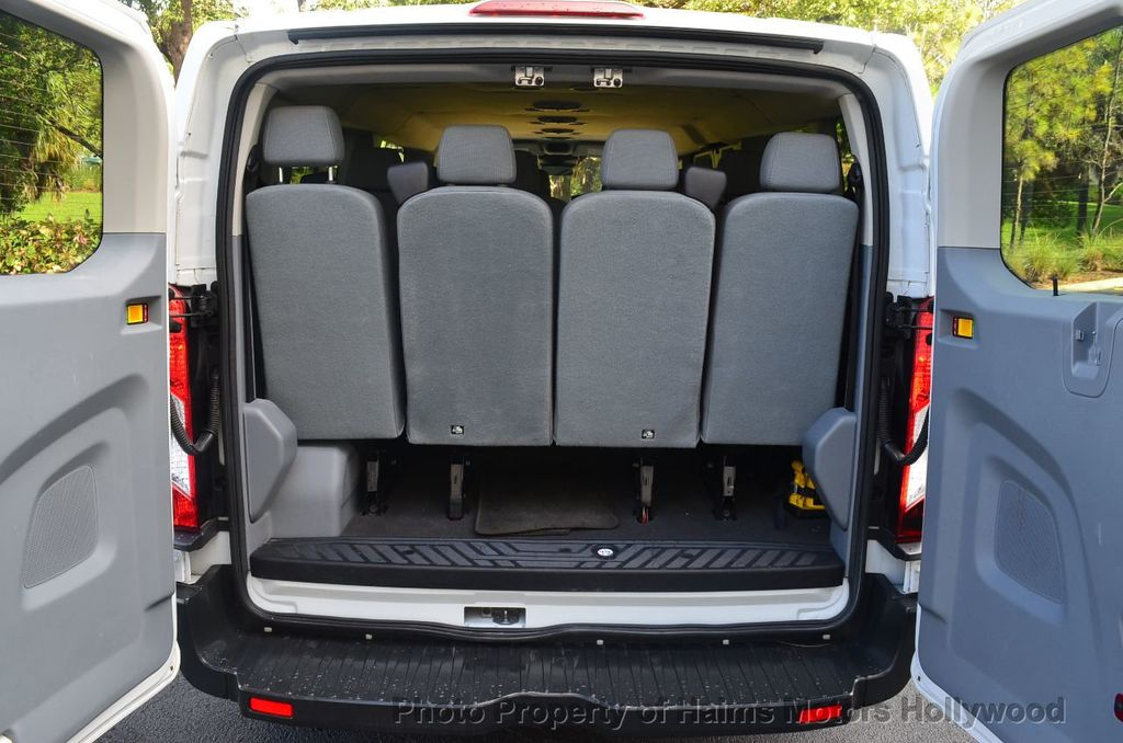 """2016 Ford Transit Wagon T-350 148"""" Low Roof XLT Swing-Out RH Dr - 18098677 - 9"""