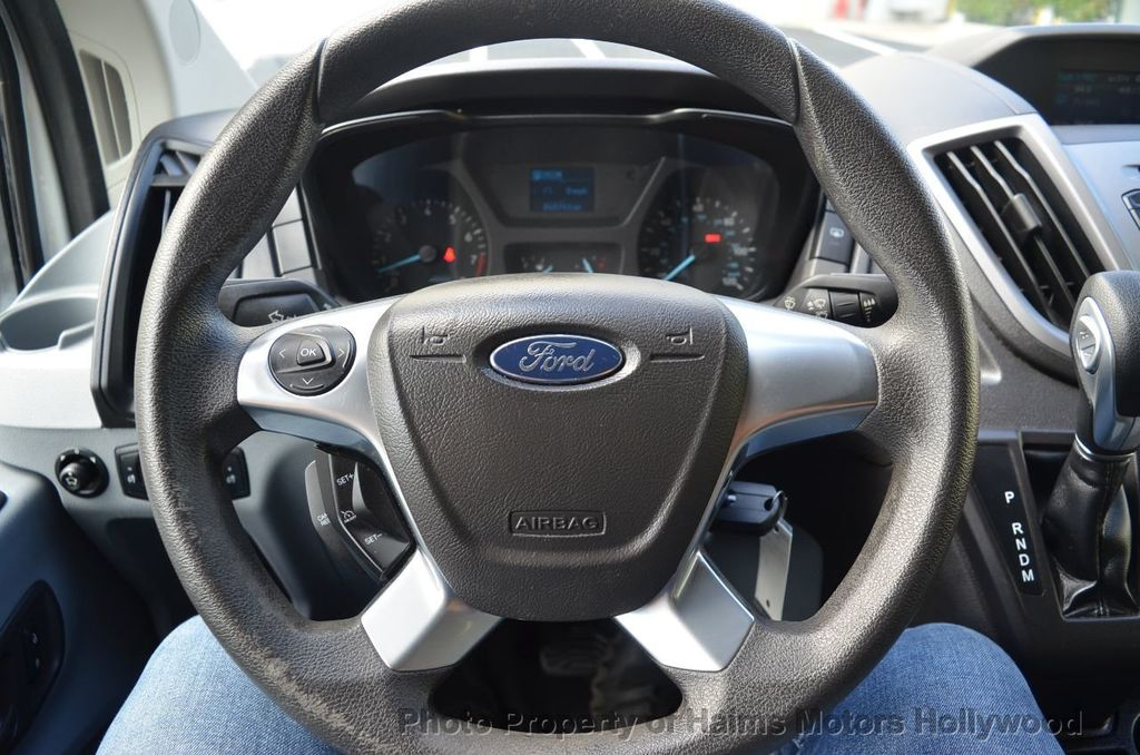 """2016 Ford Transit Wagon T-350 148"""" Low Roof XLT Swing-Out RH Dr - 18098677 - 12"""