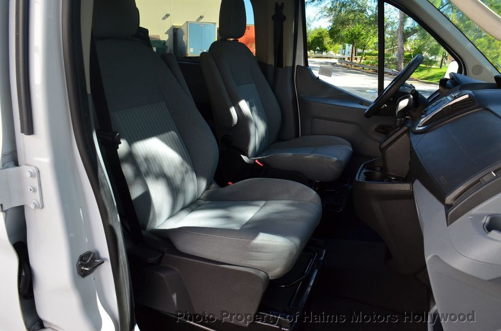 """2016 Ford Transit Wagon T-350 148"""" Low Roof XLT Swing-Out RH Dr - 18098677 - 13"""