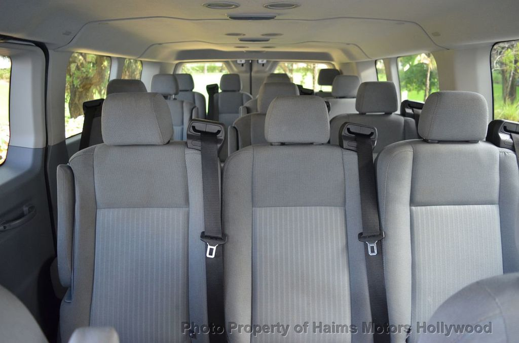 """2016 Ford Transit Wagon T-350 148"""" Low Roof XLT Swing-Out RH Dr - 18098677 - 15"""