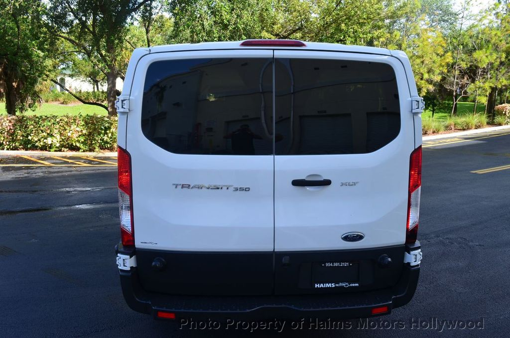 """2016 Ford Transit Wagon T-350 148"""" Low Roof XLT Swing-Out RH Dr - 18098677 - 7"""