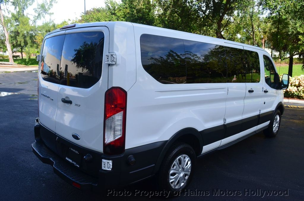 """2016 Ford Transit Wagon T-350 148"""" Low Roof XLT Swing-Out RH Dr - 18098677 - 8"""