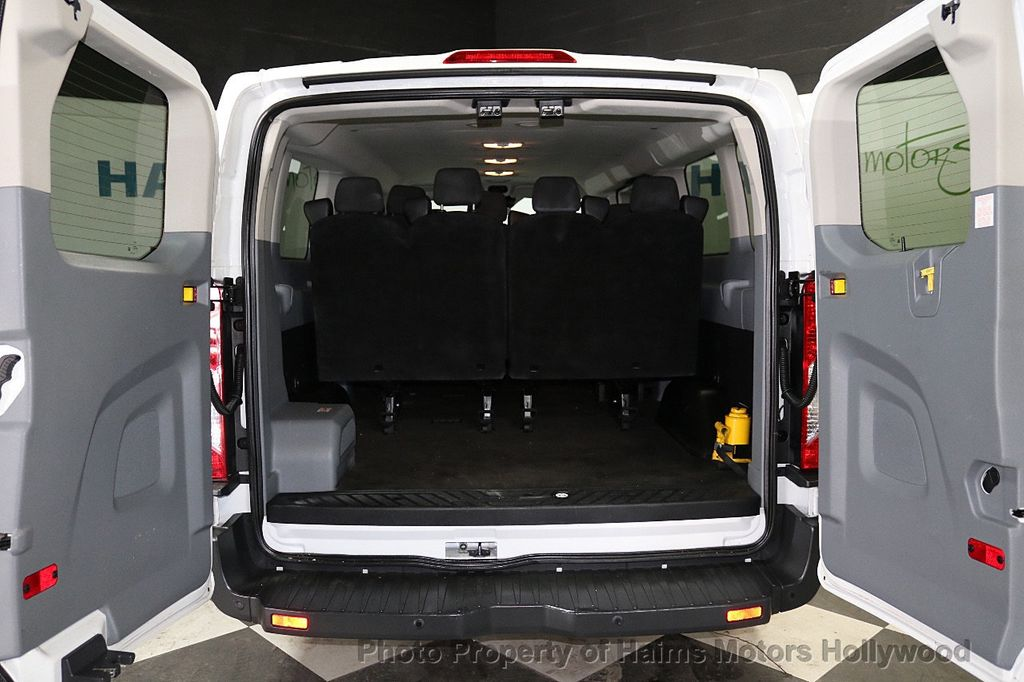 """2016 Ford Transit Wagon T-350 148"""" Low Roof XLT Swing-Out RH Dr - 18279311 - 9"""