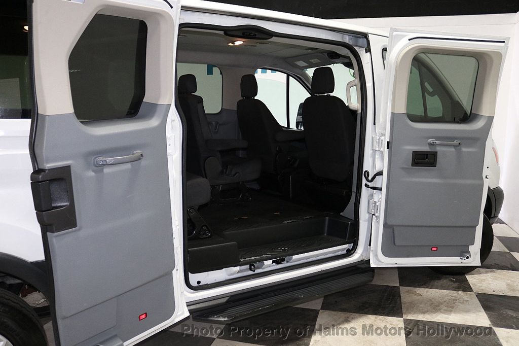 """2016 Ford Transit Wagon T-350 148"""" Low Roof XLT Swing-Out RH Dr - 18279311 - 12"""