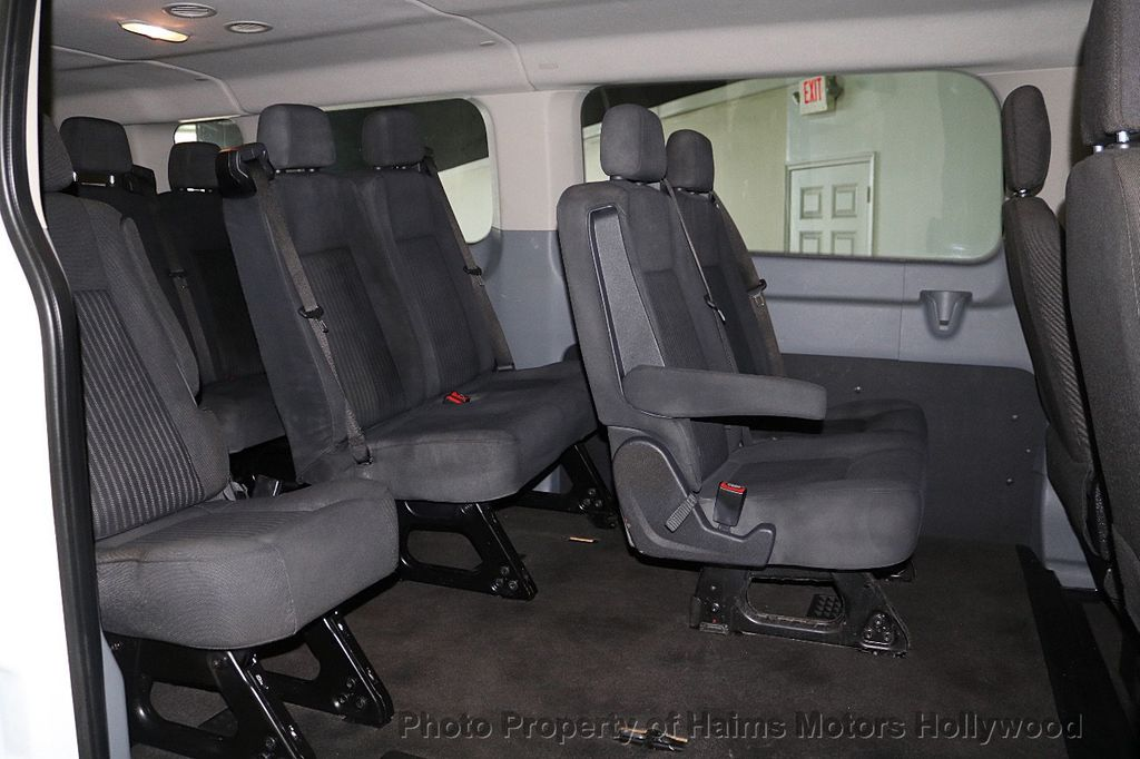 """2016 Ford Transit Wagon T-350 148"""" Low Roof XLT Swing-Out RH Dr - 18279311 - 15"""