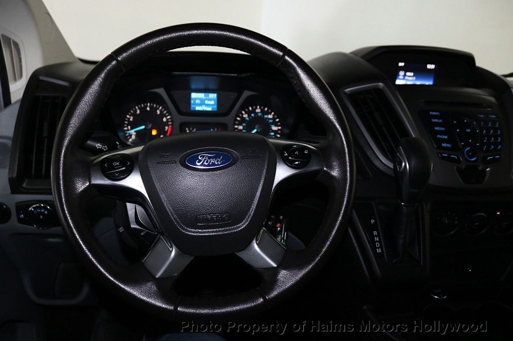 """2016 Ford Transit Wagon T-350 148"""" Low Roof XLT Swing-Out RH Dr - 18279311 - 26"""