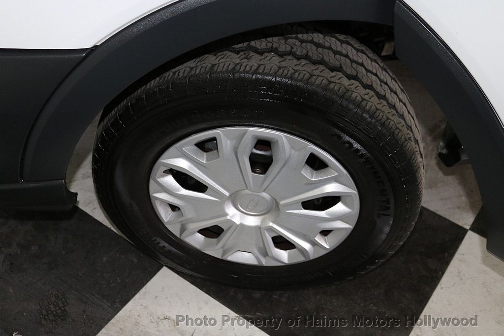 """2016 Ford Transit Wagon T-350 148"""" Low Roof XLT Swing-Out RH Dr - 18279311 - 29"""