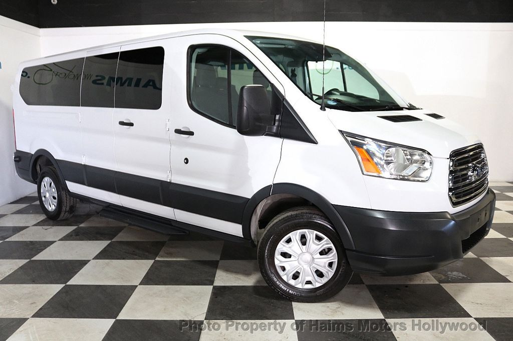 """2016 Ford Transit Wagon T-350 148"""" Low Roof XLT Swing-Out RH Dr - 18279311 - 3"""