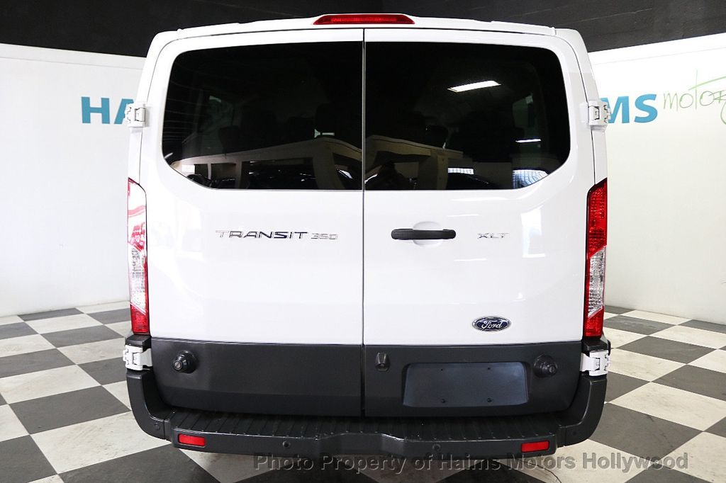 """2016 Ford Transit Wagon T-350 148"""" Low Roof XLT Swing-Out RH Dr - 18279311 - 5"""
