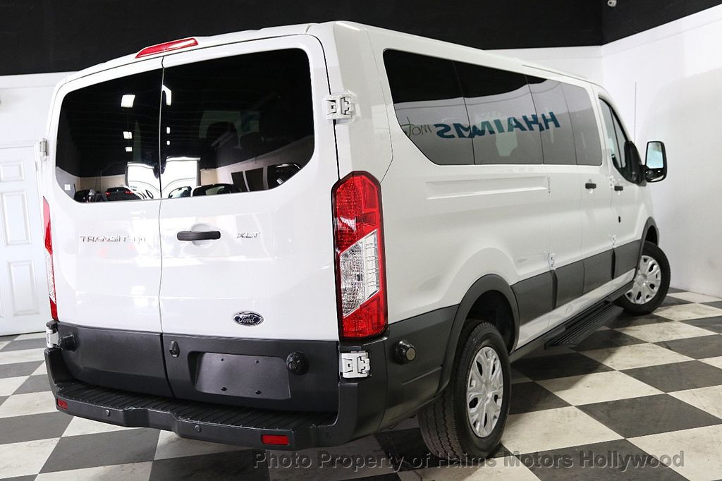"""2016 Ford Transit Wagon T-350 148"""" Low Roof XLT Swing-Out RH Dr - 18279311 - 6"""