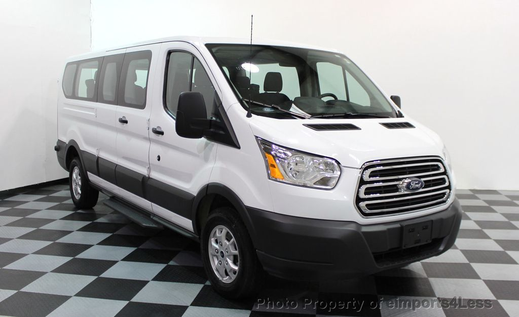 Ford Transit Wagon 15 >> 2016 Used Ford Transit Wagon TRANSIT 350 T350 12 PASSENGER VAN at eimports4Less Serving ...