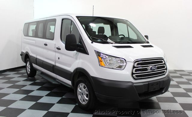 Ford 12 Passenger Van >> 2016 Used Ford Transit Wagon Transit 350 T350 12 Passenger Van At Eimports4less Serving Doylestown Bucks County Pa Iid 15756673