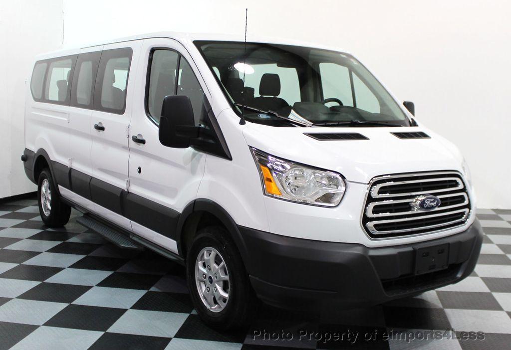 Ford Transit 12 Passenger Van >> 2016 Used Ford Transit Wagon Transit 350 T350 12 Passenger Van At
