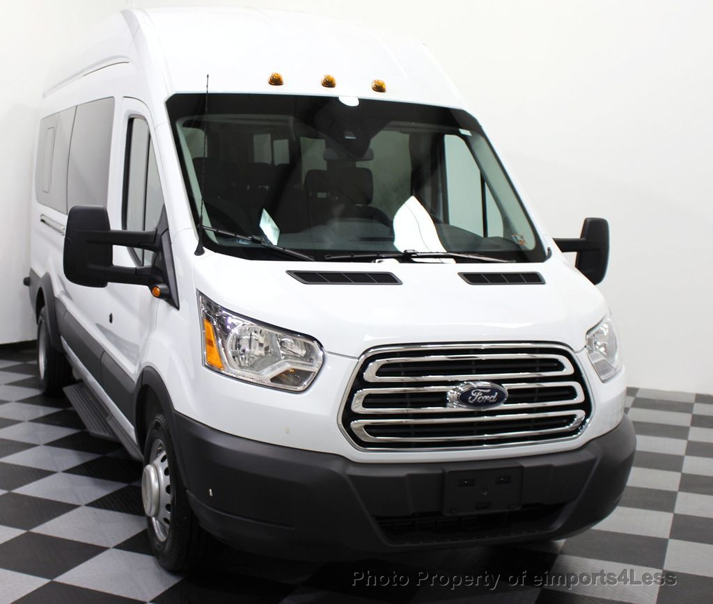 2016 ford transit wagon transit t350 hd dually extended high roof 15 passenger 15342615