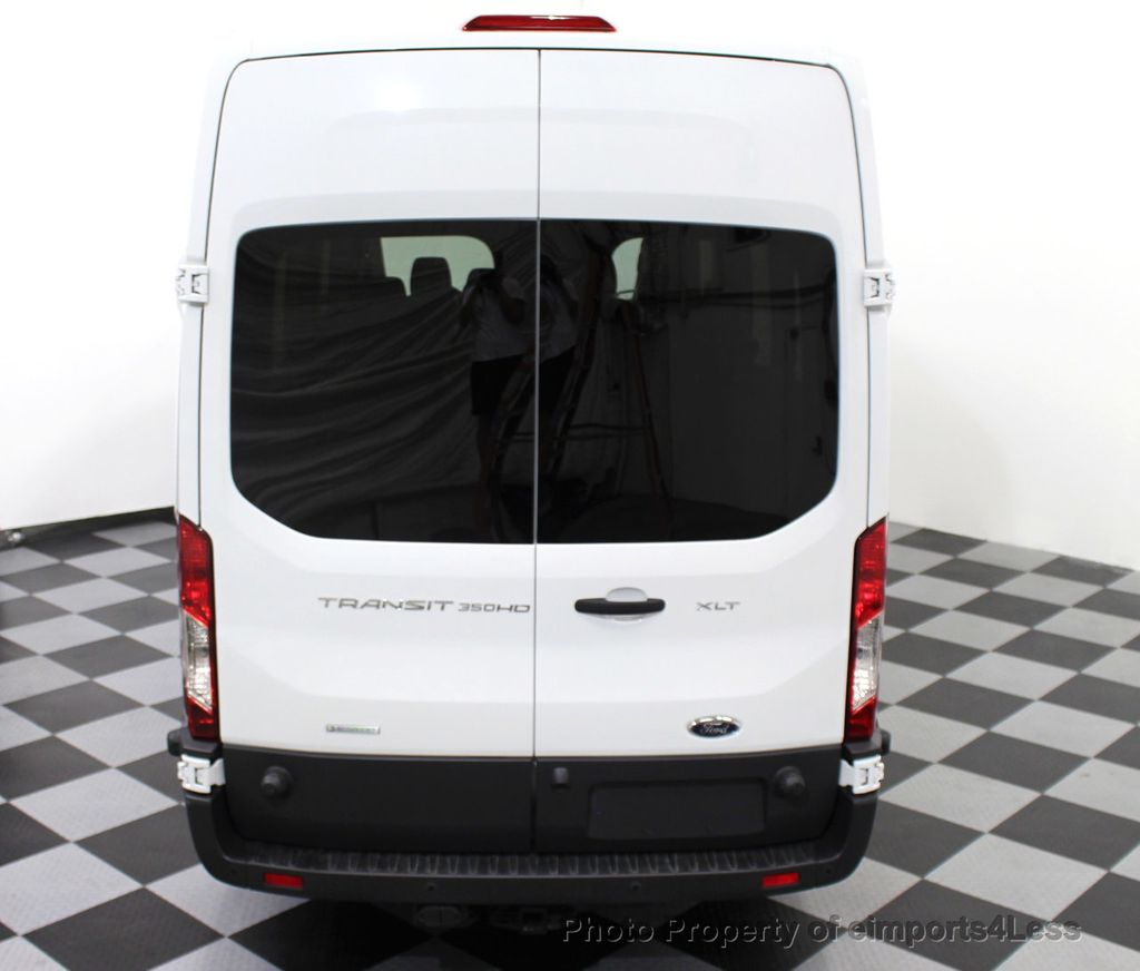 Used Ford Transit For Sale: 2016 Used Ford Transit Wagon TRANSIT T350 HD DUALLY