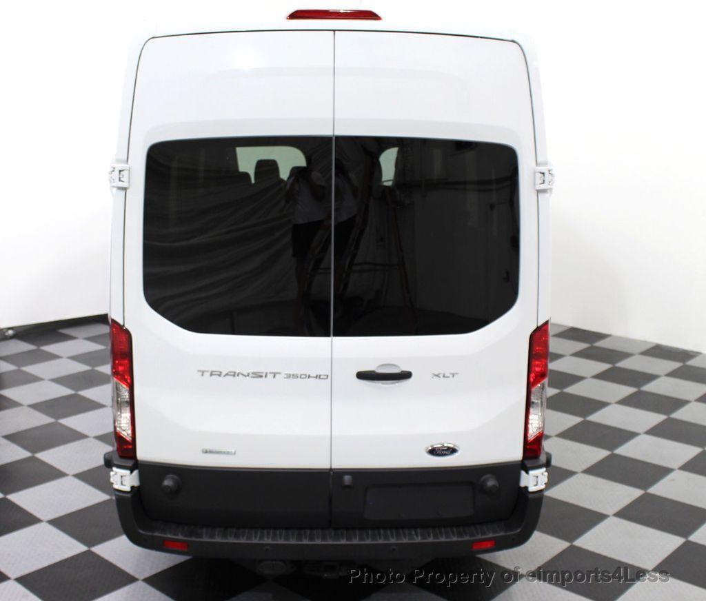 2016 Used Ford Transit Wagon Transit T350 Hd Dually