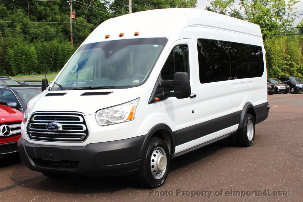 Ford Transit Wagon >> 2016 Used Ford Transit Wagon Transit T350 Hd Dually Extended High Roof 15 Passenger At Eimports4less Serving Doylestown Bucks County Pa Iid
