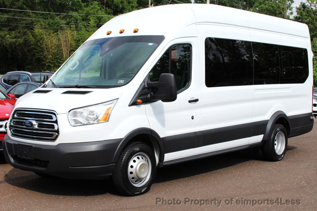 2016 used ford transit wagon transit t350 hd dually extended high roof 15 passenger at. Black Bedroom Furniture Sets. Home Design Ideas