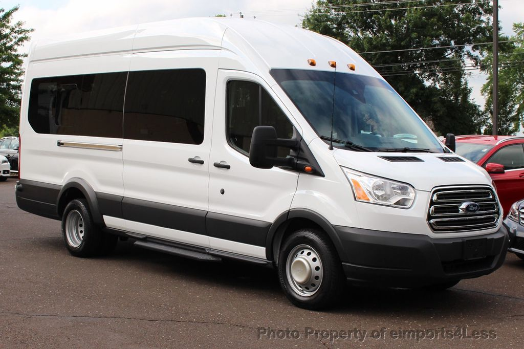 2016 Used Ford Transit Wagon Transit T350 Hd Dually