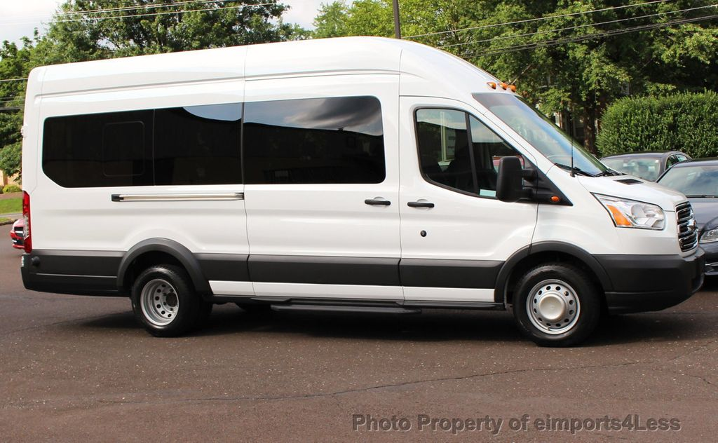 Ford 15 Passenger Van >> 2016 Used Ford Transit Wagon Transit T350 Hd Dually Extended High