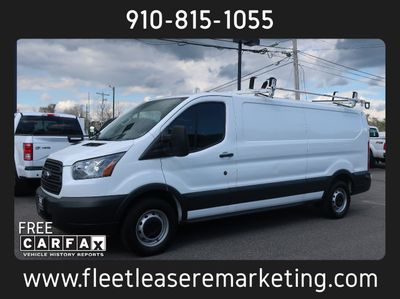 2016 Ford T-350 Transit Extended Cargo Van