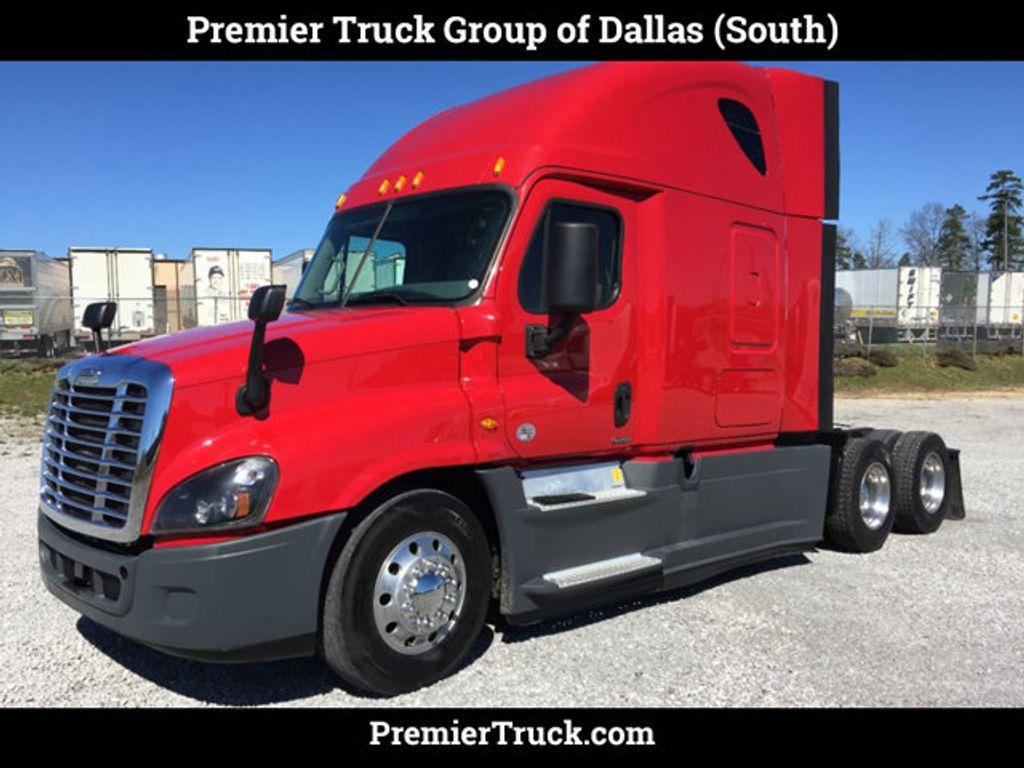 2016 Used Freightliner CASCADIA EVO CA125 for Sale in Dallas, TX