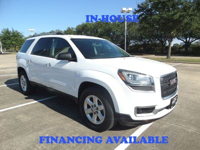 2016 GMC Acadia 2016 GMC Acadia SLE-1 FWD, 65k miles, 1-Owner, Keyless Entry - Click to see full-size photo viewer