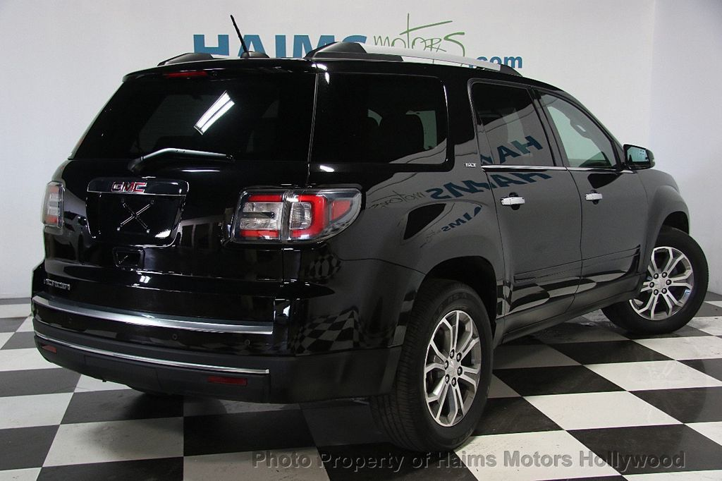 2016 gmc acadia fwd 4dr slt w slt 1 suv for sale in hollywood fl 22 777 on. Black Bedroom Furniture Sets. Home Design Ideas