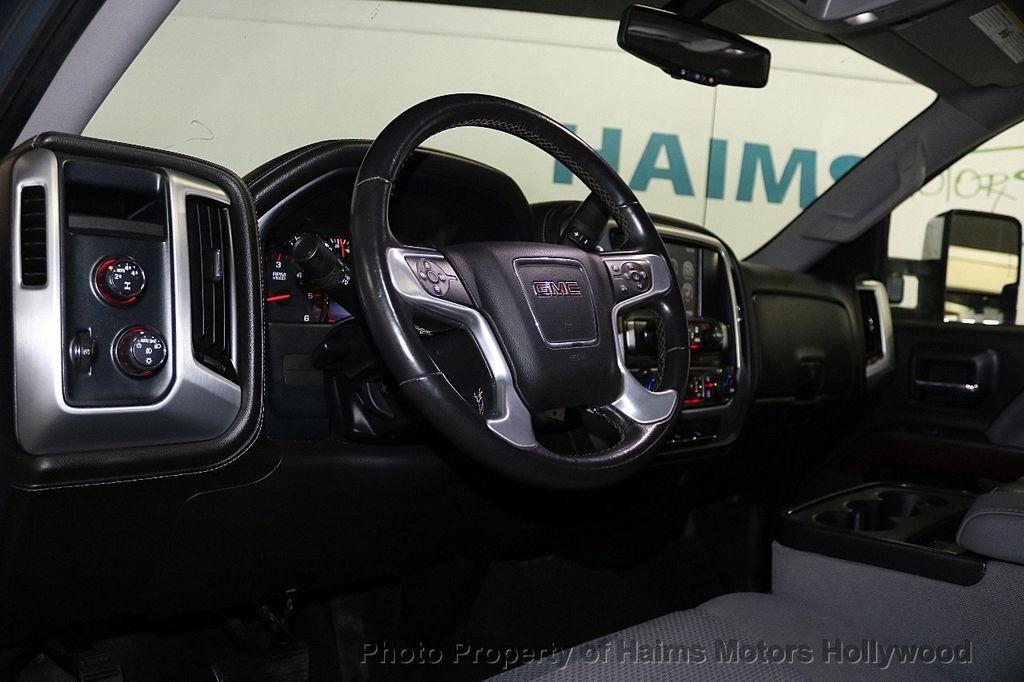 """2016 GMC Sierra 1500 4WD Crew Cab 143.5"""" SLE - 17525650 - 17"""