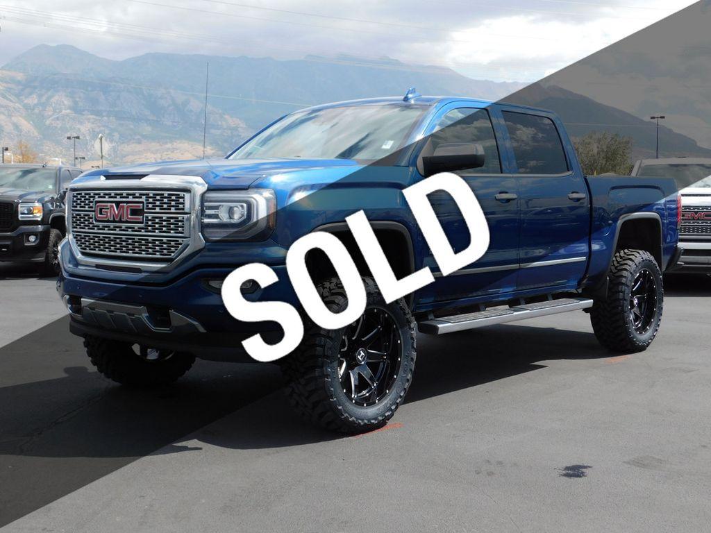 Denali Truck For Sale >> 2016 Gmc Sierra 1500 Denali Truck Crew Cab Short Bed For Sale American Fork Ut 38 900 Motorcar Com