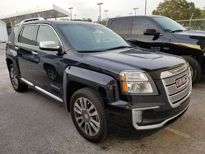 2016 GMC Terrain FWD 4dr Denali - Click to see full-size photo viewer
