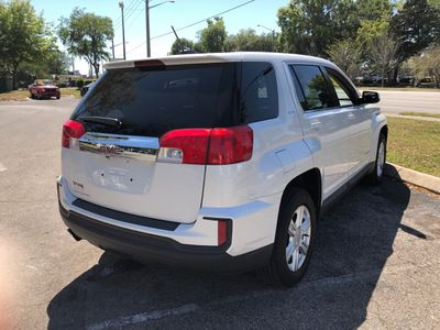 2016 GMC Terrain FWD 4dr SLE w/SLE-1 - Click to see full-size photo viewer