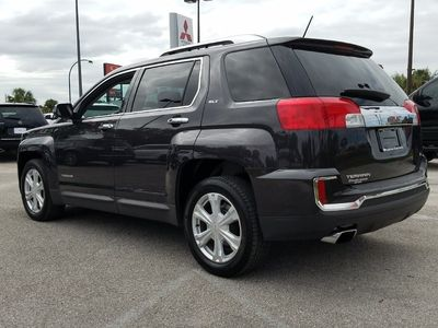 2016 GMC Terrain FWD 4dr SLT - Click to see full-size photo viewer