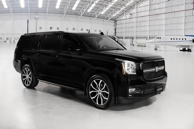 2016 GMC Yukon XL Custom Lexani Executive - 18149000 - 0