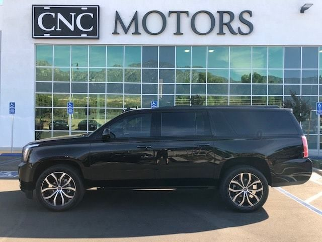 2016 GMC Yukon XL Custom Lexani Executive - 18149000 - 7