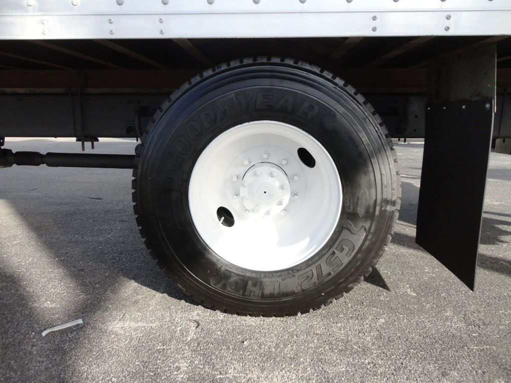 2016 HINO 268A 26FT DRY BOX TRUCK . CARGO TRUCK WITH LIFTGATE - 18388525 - 22