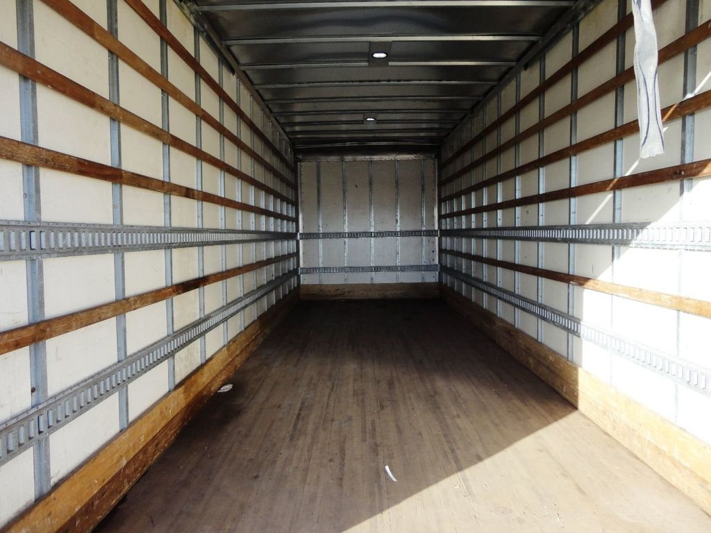 2016 HINO 268A 26FT DRY BOX TRUCK . CARGO TRUCK WITH LIFTGATE - 18388526 - 23
